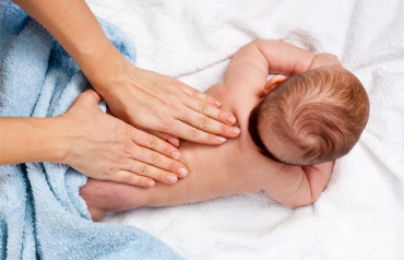 Infant Massage Private & Group