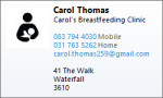 Carol's Breastfeeding Clinic